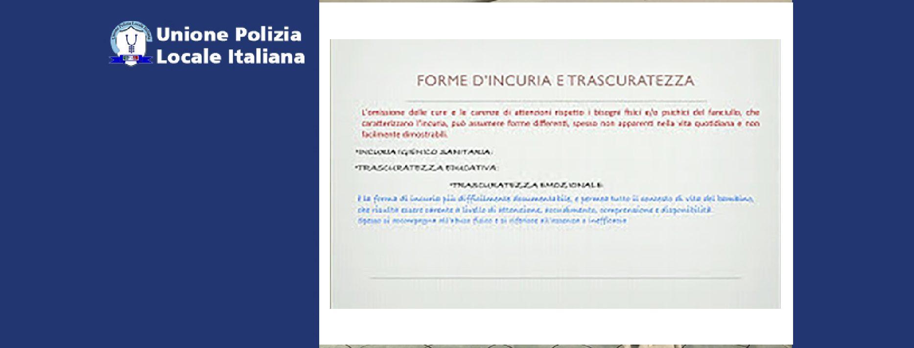 ABUSI SUI MINORI (di M.Mancini)-Lezioni Roma La Sapienza. Parte 2