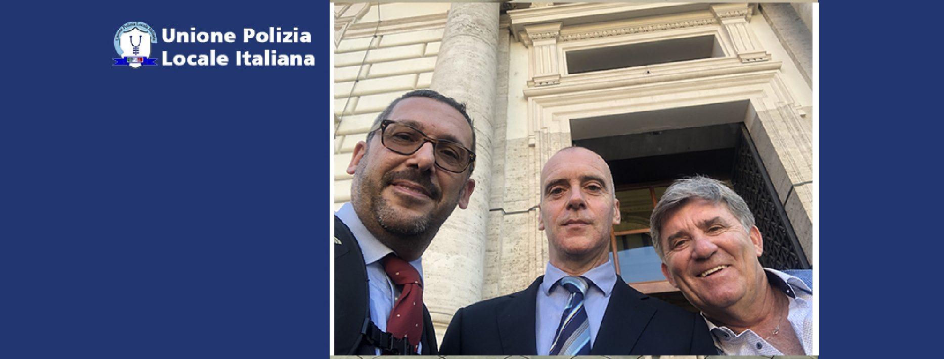L'UPLI INVITATA AL MINISTERO DELL'INTERNO
