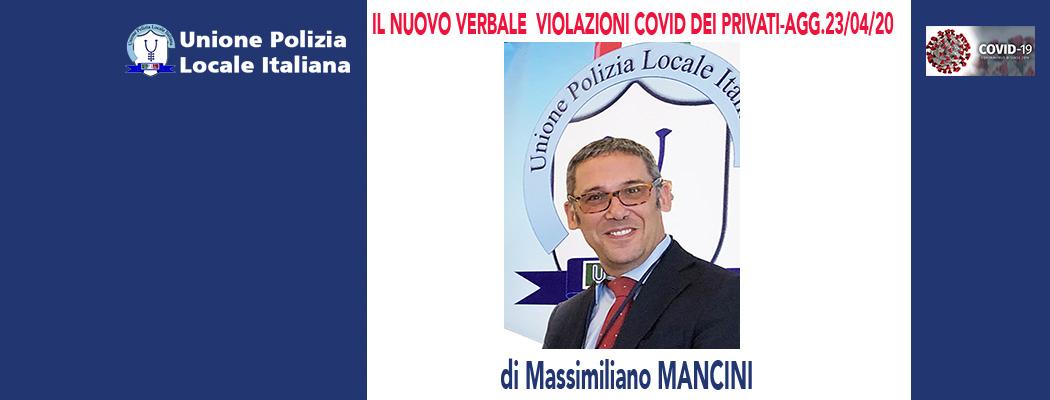 MODELLO VIOLAZIONI NORME COVID DEI PRIVATI-AGG.23/04/2020 di M.Mancini