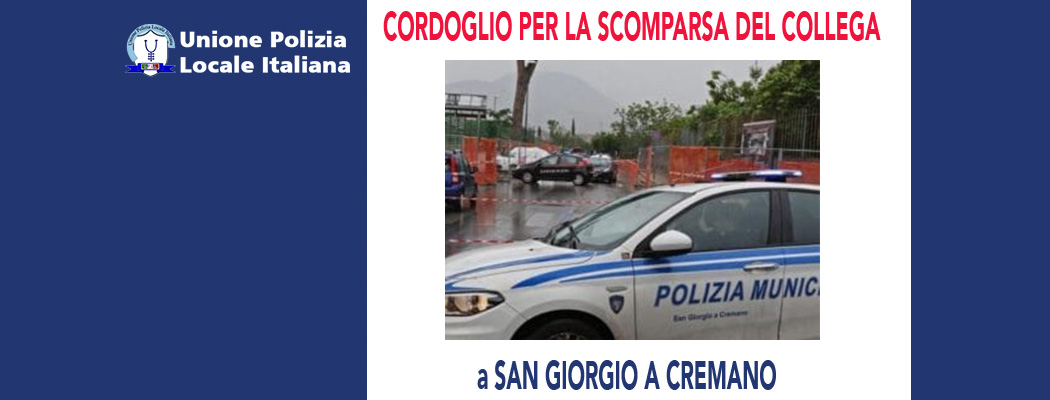 CORDOGLIO AI COLLEGHI DI SAN GIORGIO A CREMANO