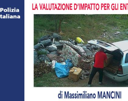 LA VALUTAZIONE D'IMPATTO PER GLI ENTI PUBBLICI di M.Mancini