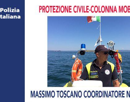 PROTEZIONE CIVILE UPLI COLONNA MOBILE UPLI