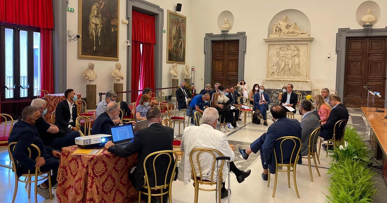 LA STORIA E' OGGI: IL DOCUMENTO UNITARIO DELLA CONSULTA SULLA RIFORMA
