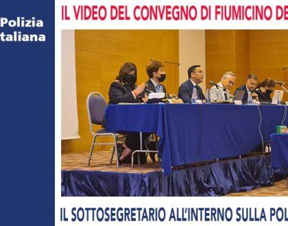IL VIDEO DEL CONVEGNO CITTÀ DI FIUMICINO